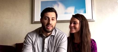 Jinger Duggar and husband Jeremy-Image by TLC/YouTube
