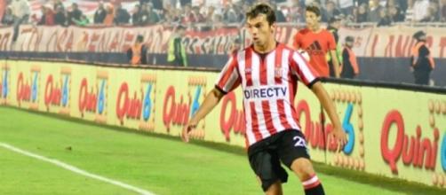 L'attaccante uruguaiano Gonzalo Buoeno