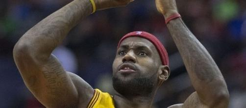 LeBron James reportedly plans to leave the Cleveland Cavaliers in 2018 -- Image credit - Keith Allison | WikiCommons