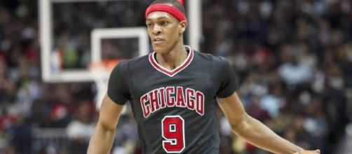 NBA free agent Rajon Rondo has agreed to a one-year deal with the New Orleans Pelicans, per ESPN. [Image via CBS Sports/YouTube]