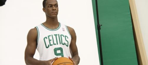 New Pelican point guard, Rajon Rondo-Flickr