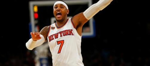 New Yok Knicks Tim Hardaway wants Carmelo Anthony back - Photo: YouTube (NBA)