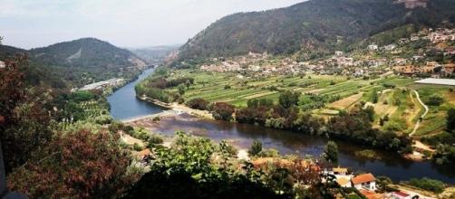 Penacova - uma vila portuguesa no distrito de Coimbra