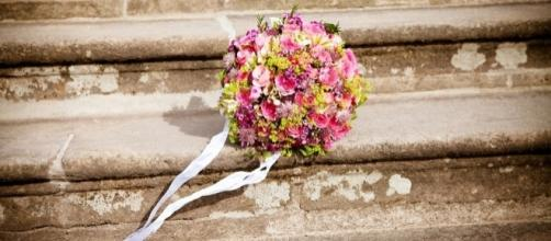 Photo wedding bouquet via Pixabay by Olessya / CC0