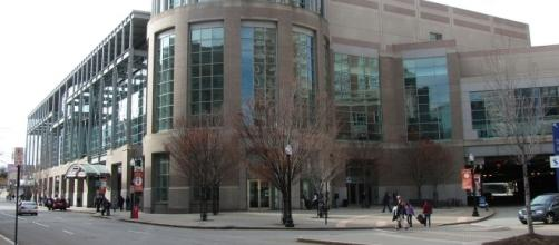 Rhode Island Convention Center where 2017 National Governor's Association took place (Image Credit: John Phelan/Wikimedia)
