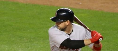 Shaw in action, Wikimedia Commons https://commons.wikimedia.org/wiki/File:Travis_Shaw_on_September_29,_2015.jpg