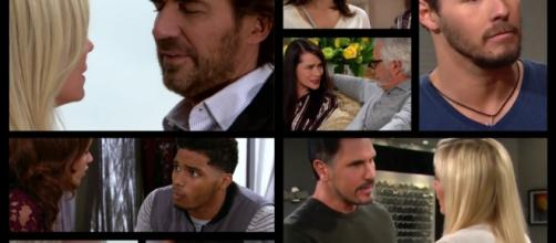The Bold and the Beautiful Spoilers: Steffy and Ridge are in trouble with Eric - celebdirtylaundry.com