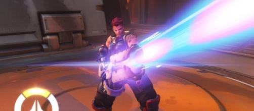 "Zarya's ultimate on ""Overwatch"" now completely disables hero movement abilities (via YouTube/PlayOverwatch)"