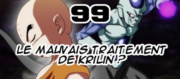 DBS 99: Le mauvais traitement de Krilin ?