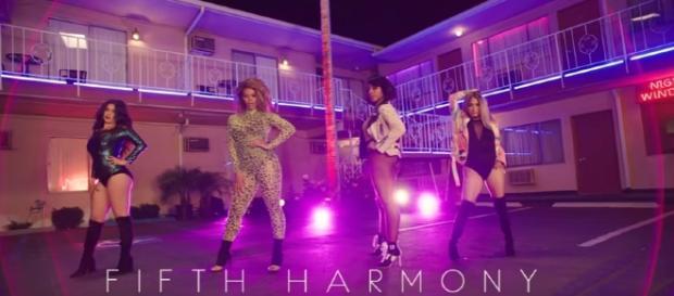 Fifth Harmony - Down ft. Gucci Mane Image credit - FifthHarmonyVEVO | Youtube
