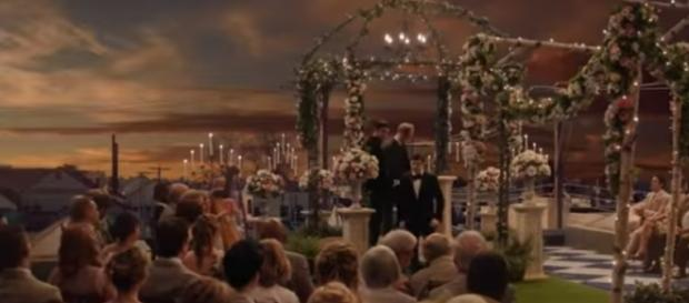 Hook & Emma's Wedding 6x20 Once Upon A Time - Lauren Once Upon A Time / youtube