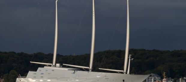 La barca a vela più grande del mondo