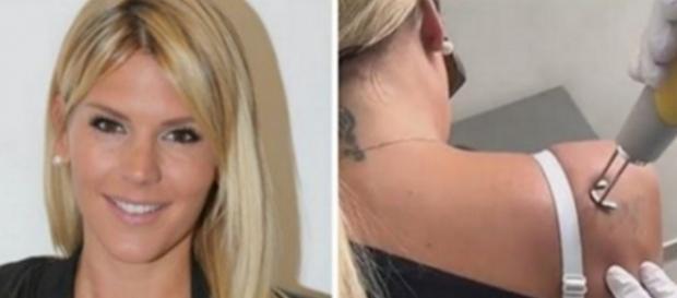 Les Vacances des Anges 2 : Amélie Neten se fait retirer ses tatouages au laser et en explique la raison.