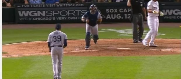 Seattle Mariners sweep Chicago White Sox for first time in years - youtube screenc apture / MLB