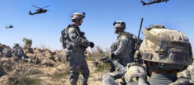 U.S. Troops Land in Syria to Launch Raqqa Operation - virtualjerusalem.com