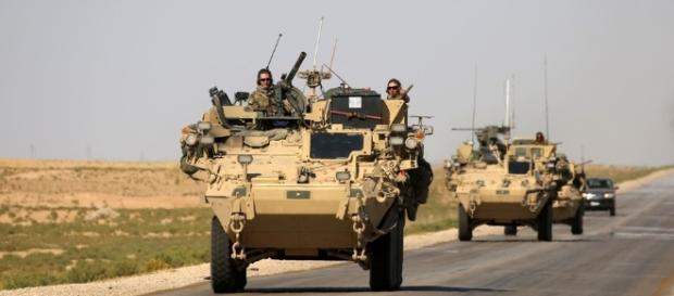 U.S. troops reported to have crossed Iraqi border into Syria - The Atlantic - theatlantic.com