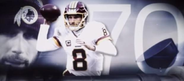 Washington Redskins rumors: Kirk Cousins open to long-term deal - youtube screen capture / NFL