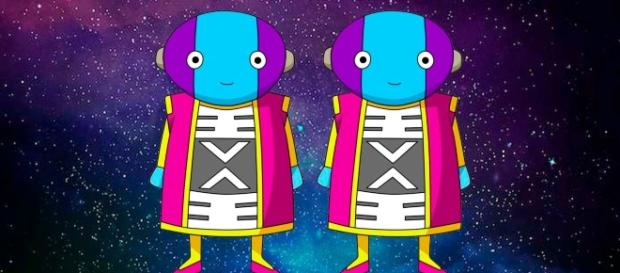 Zenos Sama, dioses máximos del universo de DBS