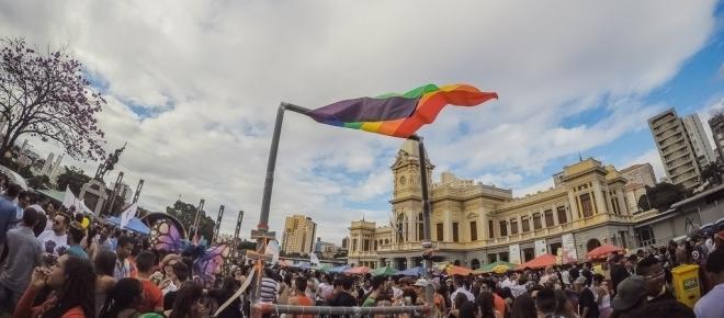 20ª Parada do Orgulho LGBT de Belo Horizonte tem público inesperado
