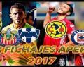 Estrellas que se incorporan al fútbol mexicano