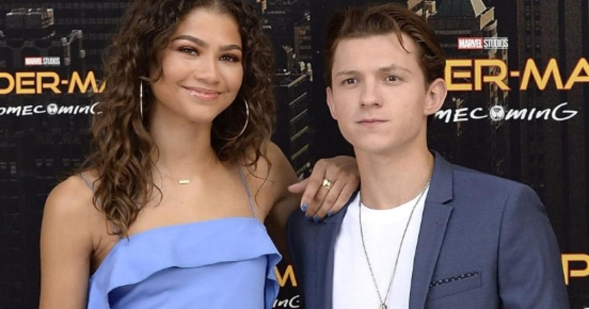 Is Tom Holland dating Zendaya?