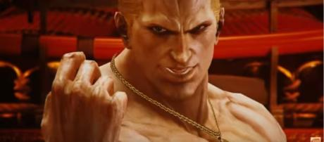 "Bandai Namco reveales Geese Howard as the new ""Tekken 7"" DLC character (YouTube/Bandai Namco Entertainment America)"