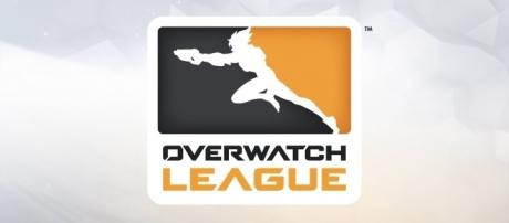 """Blizzard is being challenged by Major League Baseball over """"Overwatch League"""" trademark logo (via YouTube/PlayOverwatch)"""