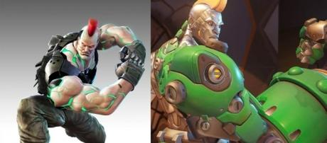 'Overwatch' Doomfist is inspired by 'Tekken 7's' Jack, trolls Tekken(Tekken 7/Twitter)