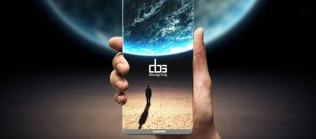 Samsung Galaxy Note 8: il mese della presentazione.