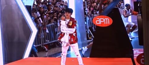 170716 Kim Samuel - Get Ugly Dance @ APM in HK Image - Nicole Chan | YouTube