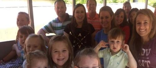 '19 Kids and Counting' Jim Bob and Michelle Duggar family / Photo via Duggar Family , Facebook