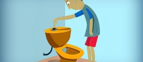 Cor da urina pode revelar doenças renais ou do fígado (Foto: Reprodução)