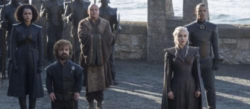 At long last, the last Targrayen returns home in premiere episode of 'Game of Thrones' season 7. / from 'DigitalSpy' - digitalspy.com