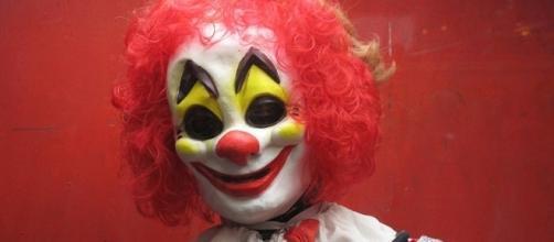 Creepy clown (Photo credit: Davocano via Flickr.com)
