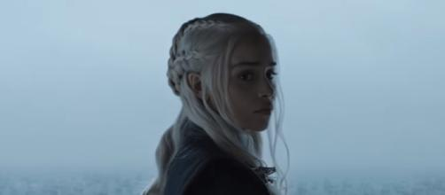 Daenerys is ready in 'Game of Thrones' [Image via GameofThrones official YT channel]
