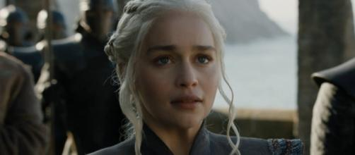Daenerys Targaryen from 'Game of Thrones' (via YouTube - GameofThrones)