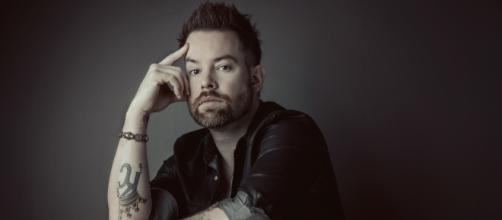 David Cook. Photo by Bobby Quillard, used with permission.