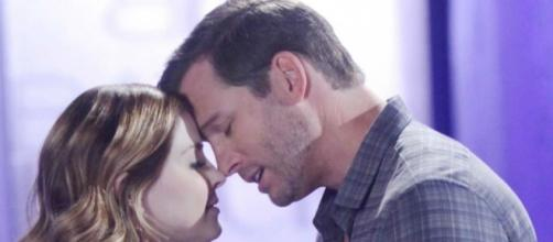 """""""DOOL"""" fans are hoping for an epic reunion between Brady Black and Theresa Donovan (YouTube screengrab)"""