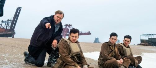 De izquierda a derecha Nolan, Styles, Barnard y Whitehead.