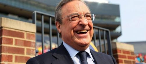 Florentino Pérez le levanta un fichaje al Barça