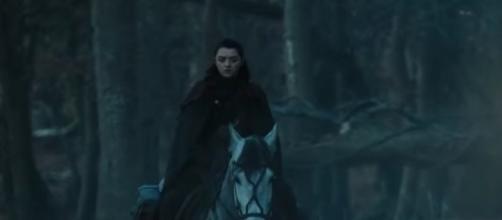 "Ed Sheeran makes cameo role on ""Game of Thrones"" season 7. Image via YouTube/FANDOM"