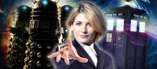 Jodie Whittaker, a nova Doctor Who (Foto: Divulgação/Metro.co.uk)