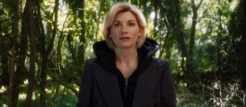 Jodie Whittaker is the 13th Doctor in 'Doctor Who' Christmas special. (YouTube/BBC)