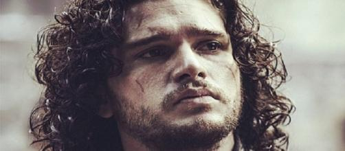 Jon Snow de Il trono di Spade, interpretato da Kit Harington