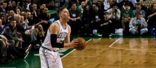 Jonas Jerebko is rumored to head to Utah Jazz - Flickr/Odie M