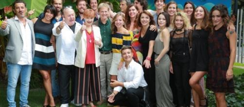 Le foto dal set di Un Medico In Famiglia 8 - fanpage.it