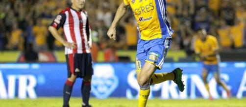 Los Tigres logran un empate 'in extremis' frente a las Chivas (2-2 ... - elpais.com