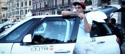 Mika a Napoli - via: Napoli Today.