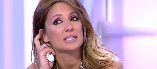 Nagore se declara a Sandra Barneda en directo