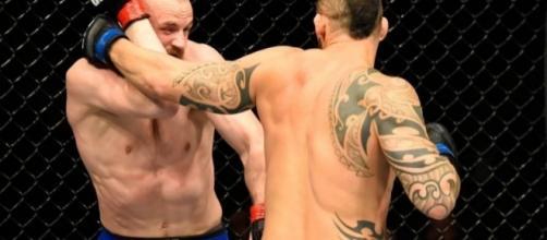 Ponzinnibio quiere estelarizar una posible cartelera de UFC en Chile o Argentina. Bleacher Report.com.